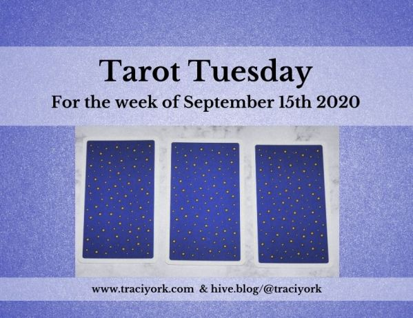 September15th 2020, Tarot Tuesday thumbnail