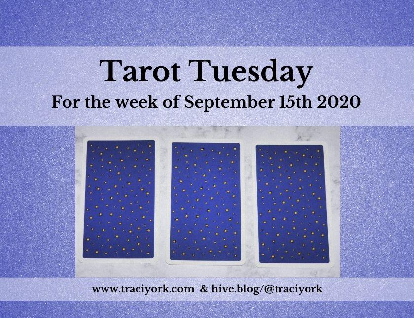 September15th 2020, Tarot Tuesday thumbnail