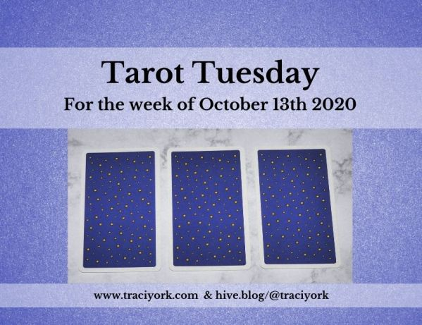 October 13th 2020, Tarot Tuesday thumbnail