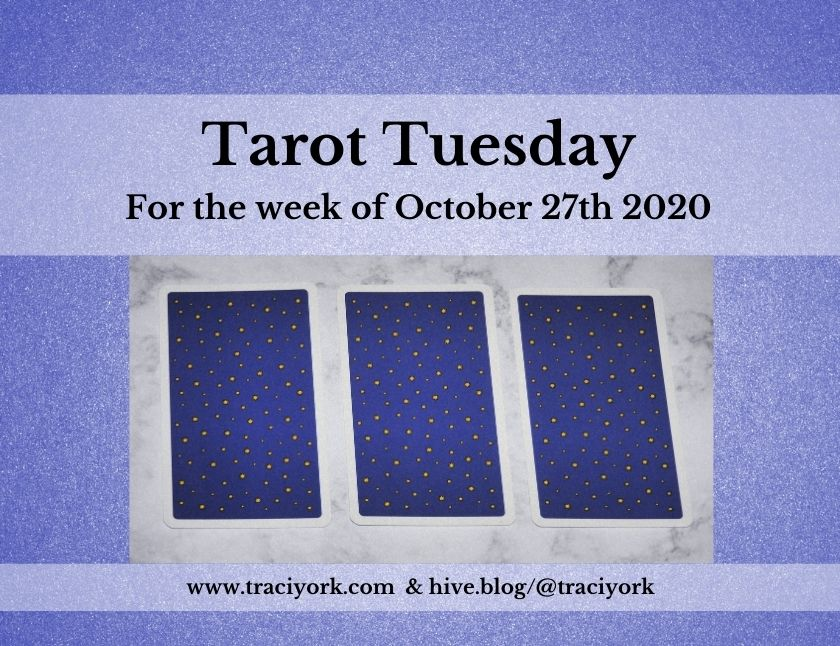 October 27th 2020, Tarot Tuesday thumbnail