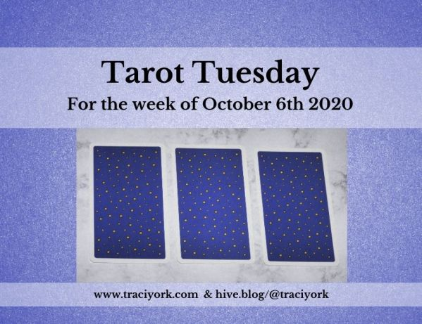October 6th 2020, Tarot Tuesday thumbnail