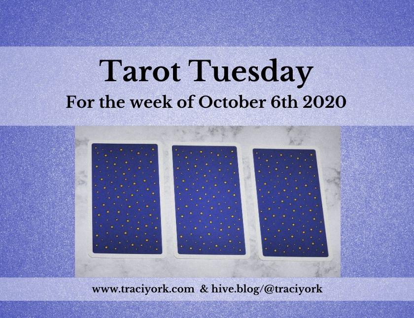 October 6th 2020, Tarot Tuesday thumbnail