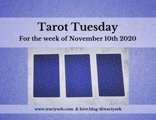 November 10th 2020, Tarot Tuesday thumbnail