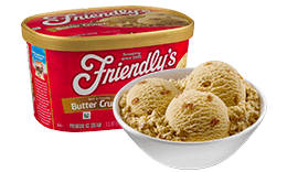 Butter Crunch - Your Top 3 Contest For November - Favorite Ice Cream Flavors