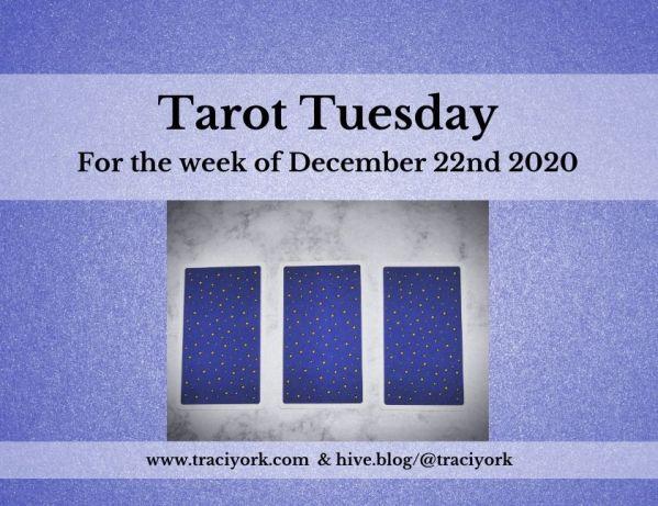 December 22nd 2020, Tarot Tuesday thumbnail