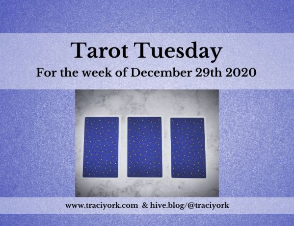 December 29th 2020, Tarot Tuesday thumbnail