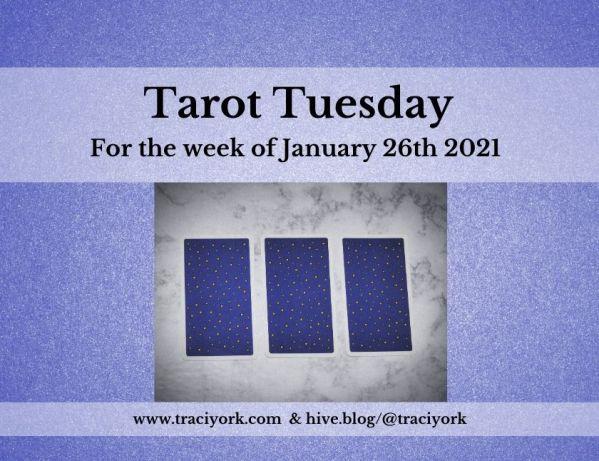 January 26th 2021,Tarot Tuesday thumbnail
