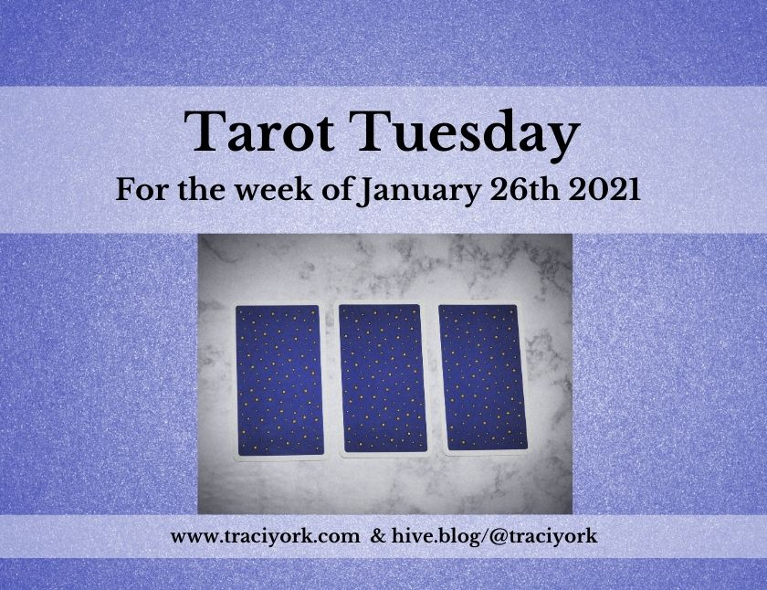 January 26th 2021,Tarot Tuesday thumbnail