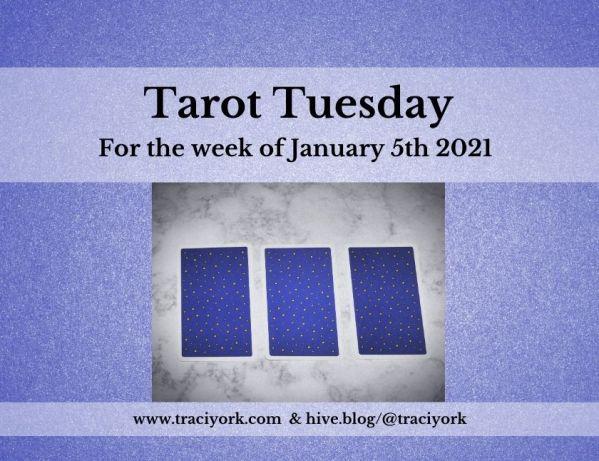 January 5th 2021,Tarot Tuesday thumbnail