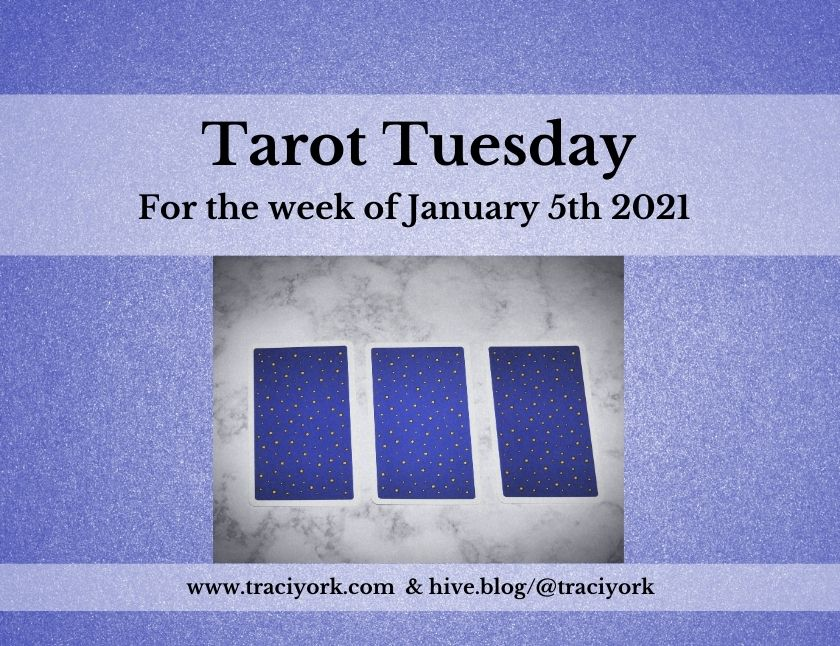 January 5th 2021,Tarot Tuesday thumbnail