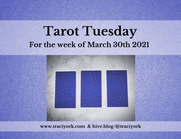 March 30th 2021,Tarot Tuesday thumbnail