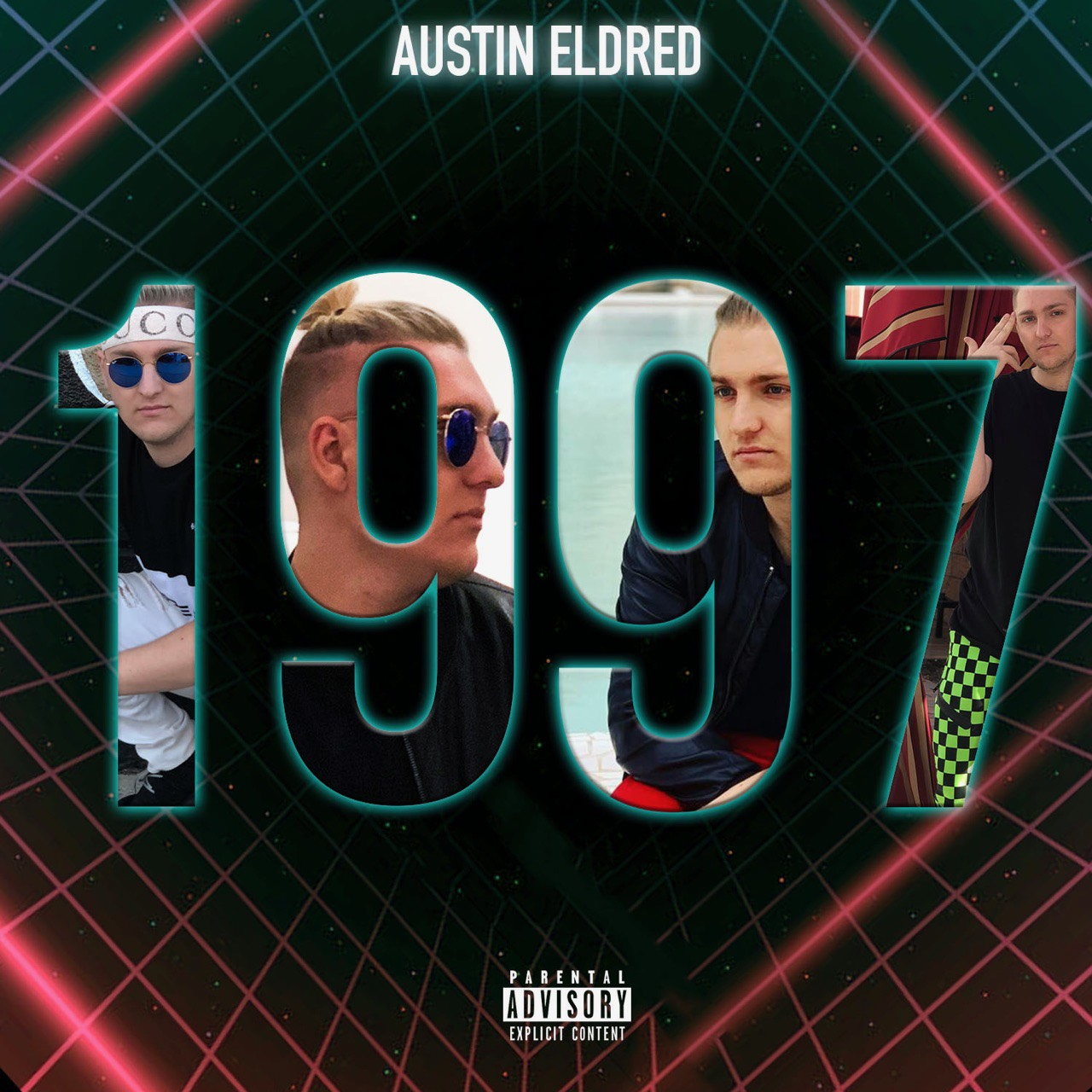 "Austin Eldred releases his latest EP, ""1997"""