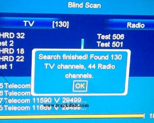 How to Install or Installation Settings of SOLID SF-354 / SD-921 Set-Top Box (New Firmware)