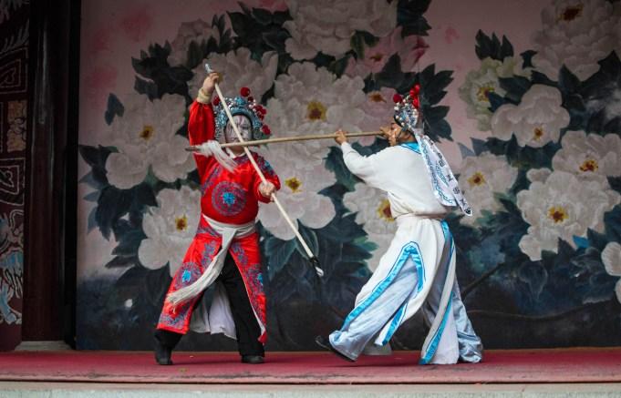 Beijing Opera in Shenzen