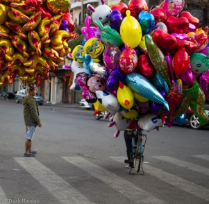 Hanoi during TET (Chinese new year)