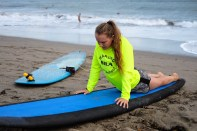 Surfing happiness
