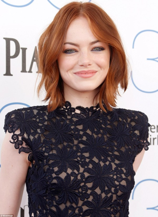 Emma Stone Closes Deal Star In Battle Of Sexes Tracking Board