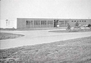 Headquarters building for CFS Dana, Saskatchewan.