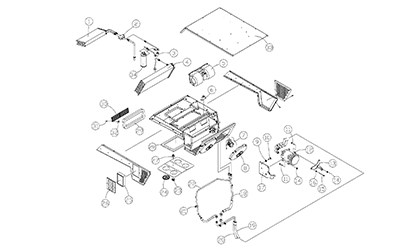 ASV PT70 OEM Parts Diagrams