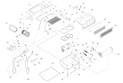 ASV RT110 OEM Parts Diagrams