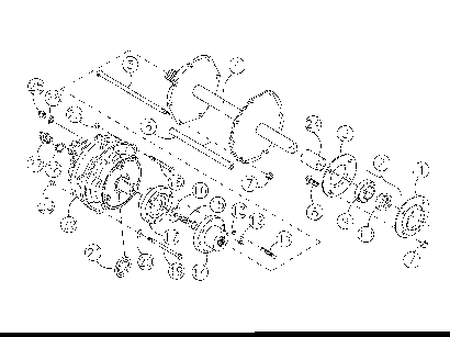 ASV 2800 Track Truck OEM Parts Diagrams
