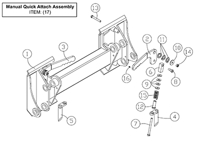 ASV RT60 OEM Parts Diagrams