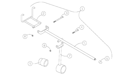 ASV PT60 OEM Parts Diagrams