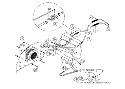 ASV MD70 OEM Parts Diagrams