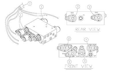 ASV RC100 OEM Parts Diagrams