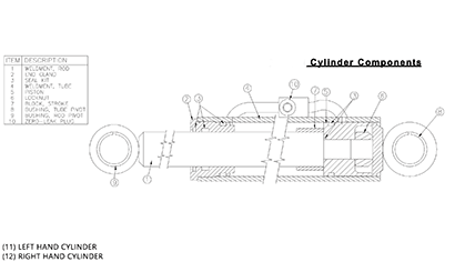 ASV PT30 OEM Parts Diagrams