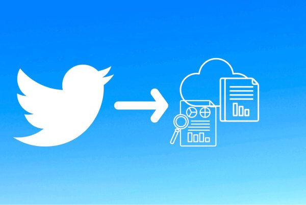 Free Twitter datasets archive