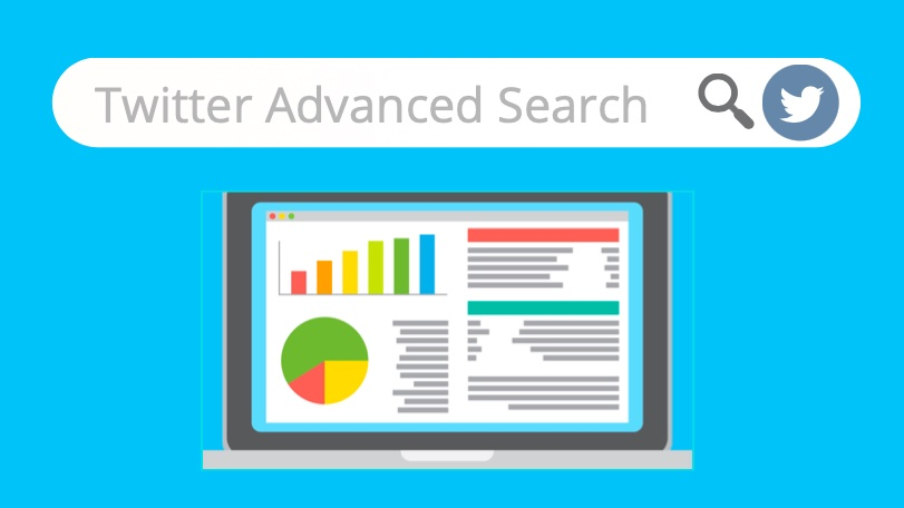how to use Twitter advanced search blog banner