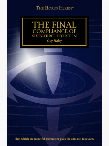 The Final Compliance of Sixty-Three Fourteen