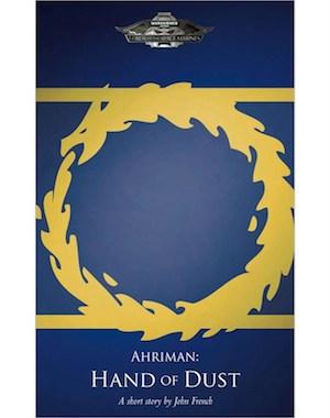 Ahriman : Hand of Dust