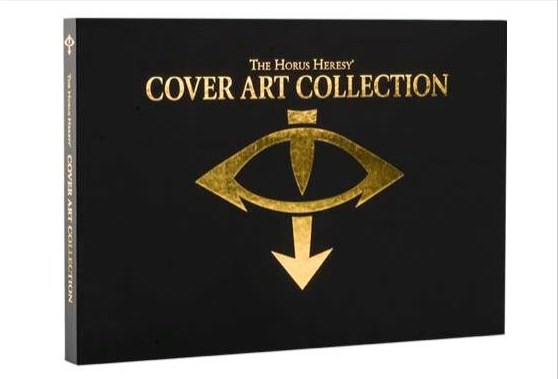 The Horus Heresy Cover Art Collection