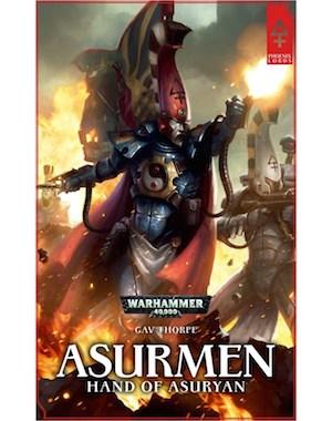 Asurmen : Hand of Asuryan