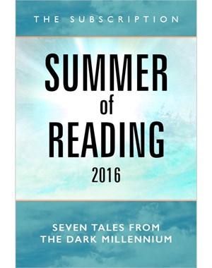 Summer of Reading 2016