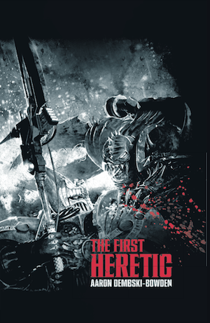 Warhammer 40,000 Legends Issue One - The First Heretic