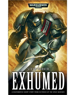 QUICK REVIEW: Exhumed – Steve Parker – Track of Words