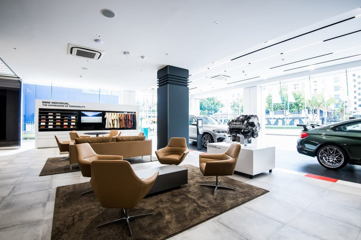 Singapore opens showroom exclusively for BMW M and BMW M Performance models