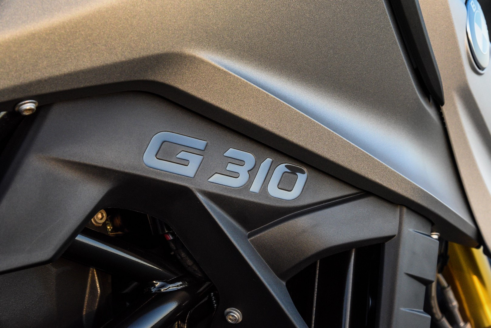 The new BMW G 310 GS Gallery