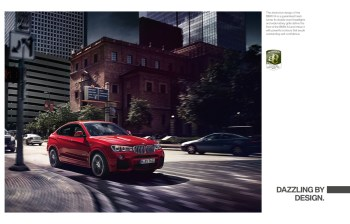 BMW X4 Brochure | PDF Download | ZA-2018