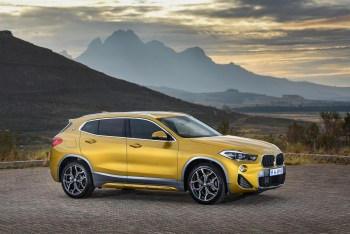 The New BMW X2 Available in SA