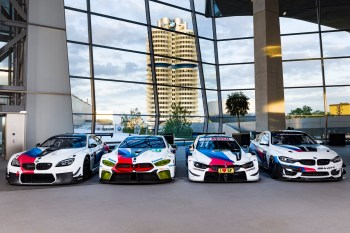 BMW M Motorsport Car Launch