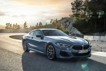 The All New BMW 8 Series Coupe