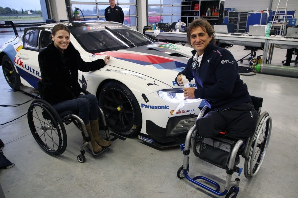 Road to Daytona Success for Zanardi in the BMW M8 GTE