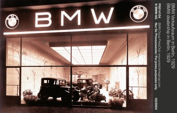 BMW Group Classic Throwback
