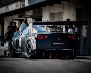 AutomotiVisuals Meets The Scribante Nissan GTR