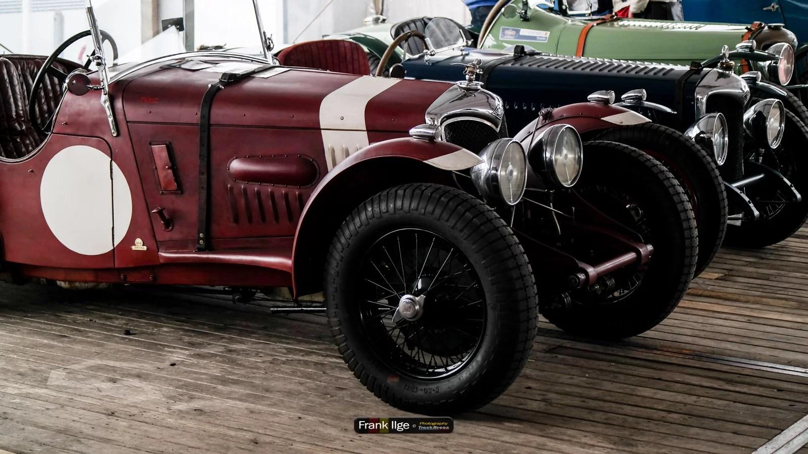 Nürburgring Old Timer GP Pitwalk