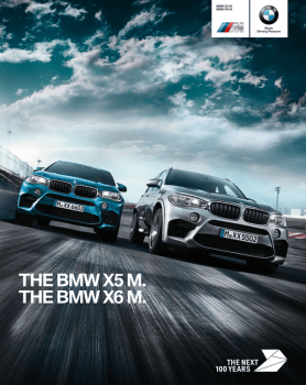 "BMW X5 M & BMW X6 M Brochure<span class=""wtr-time-wrap after-title""><span class=""wtr-time-number"">1</span> min read</span>"